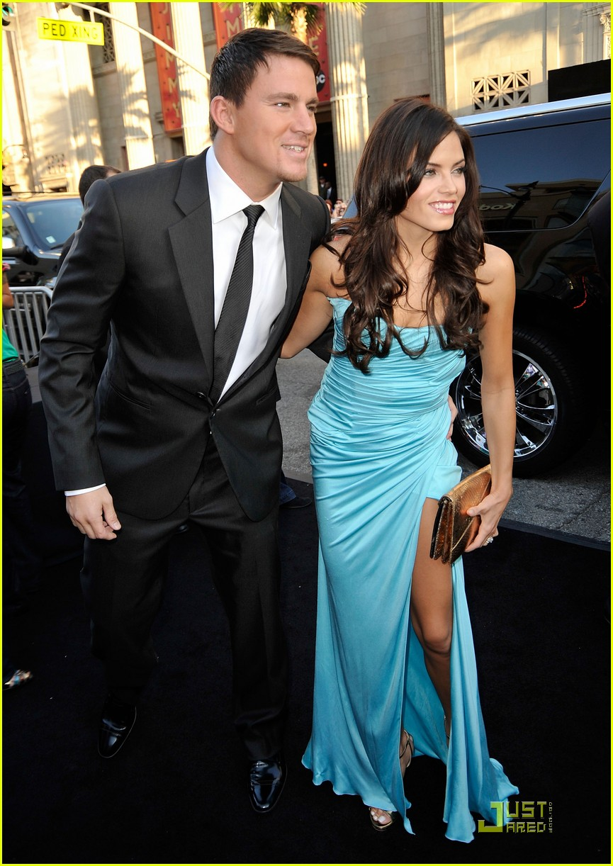 Channing Tatum Wife 2013