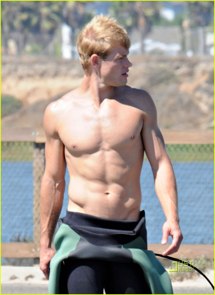 trevor donovan shirtless 08