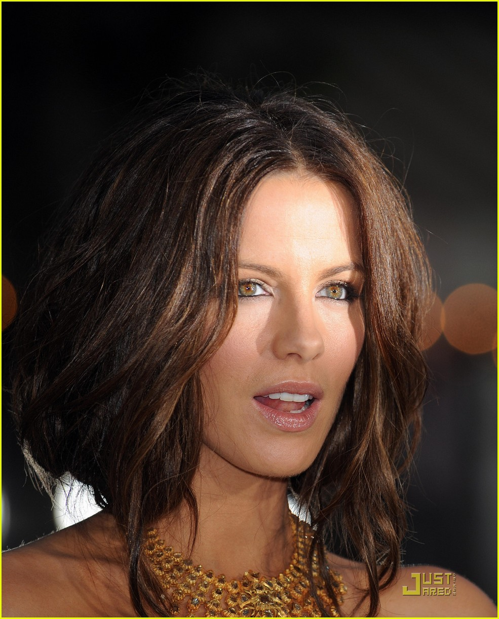 Kate Beckinsale: Blackout for Whiteout Kate Beckinsale