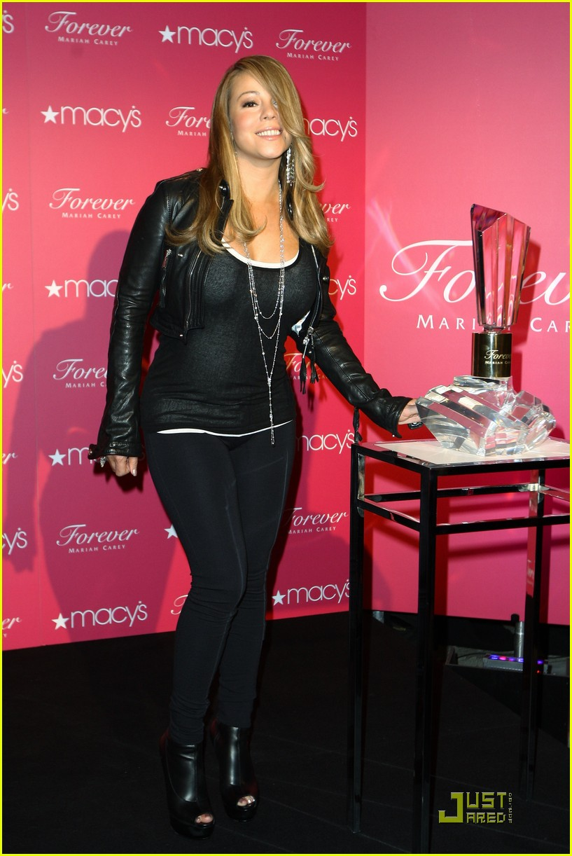 Full Sized Photo of mariah carey forever fragrant 01 | Photo 2253891 ... Exclusive