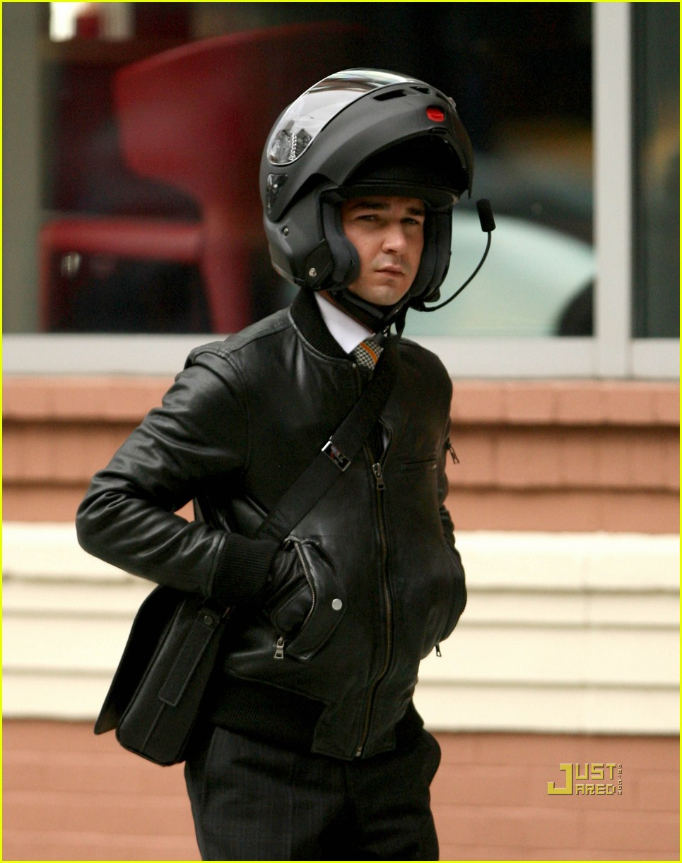 shia labeouf carey mulligan motorcycles 11