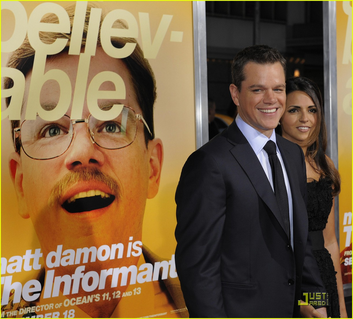 matt damon the informant 082219082