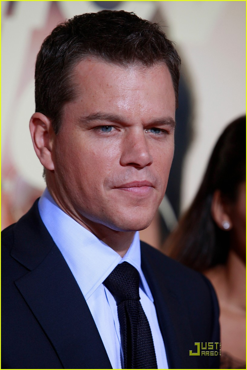 matt damon the informant 09
