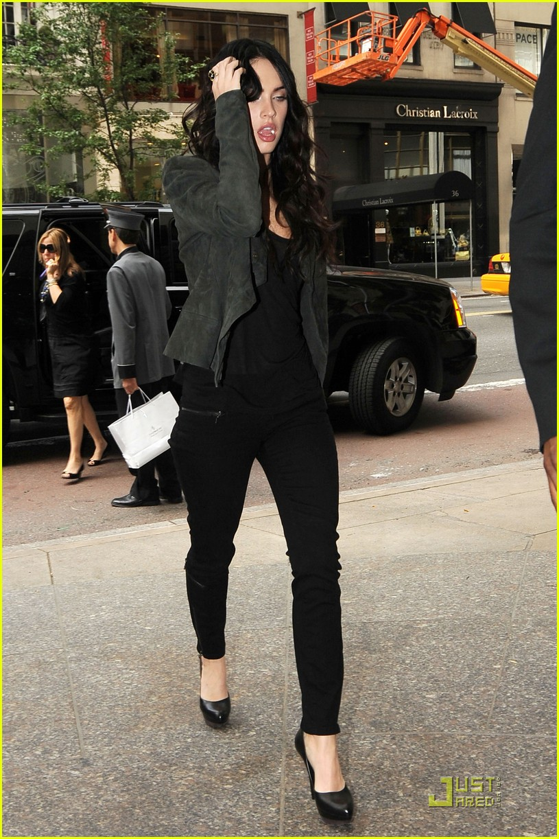 megan fox today show 10
