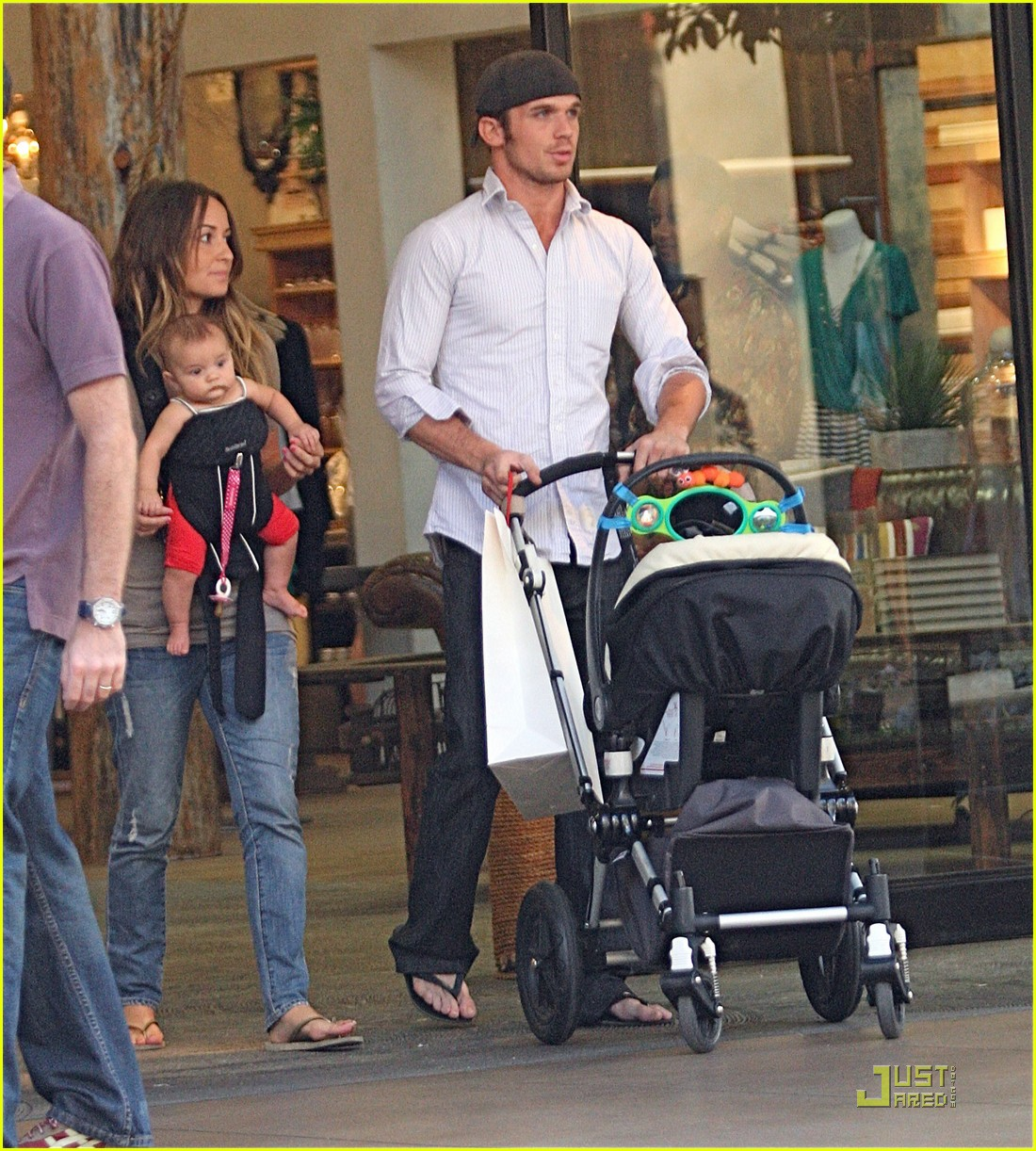 cam gigandet family fun 05