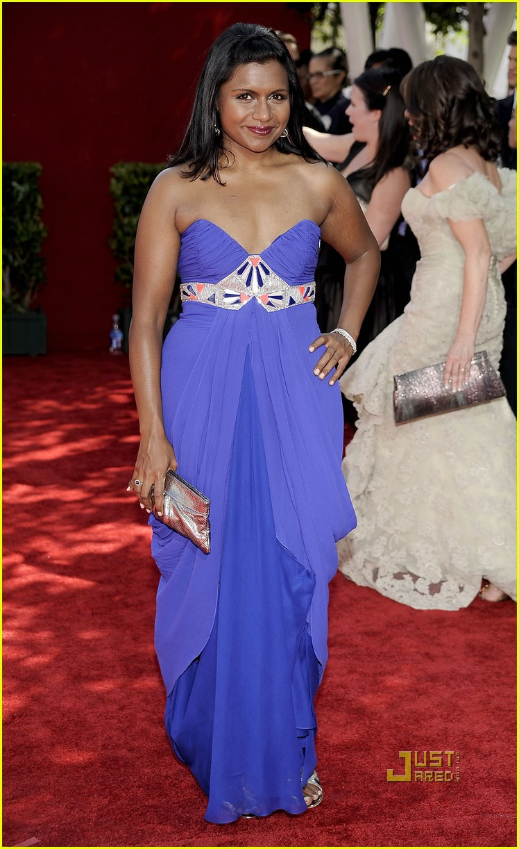 mindy kaling emmy awards 2009 03