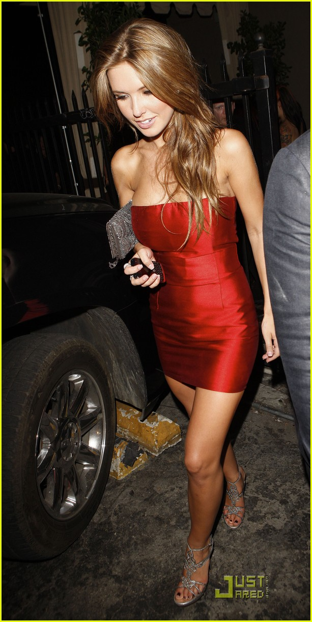 audrina patridge radiant red 03