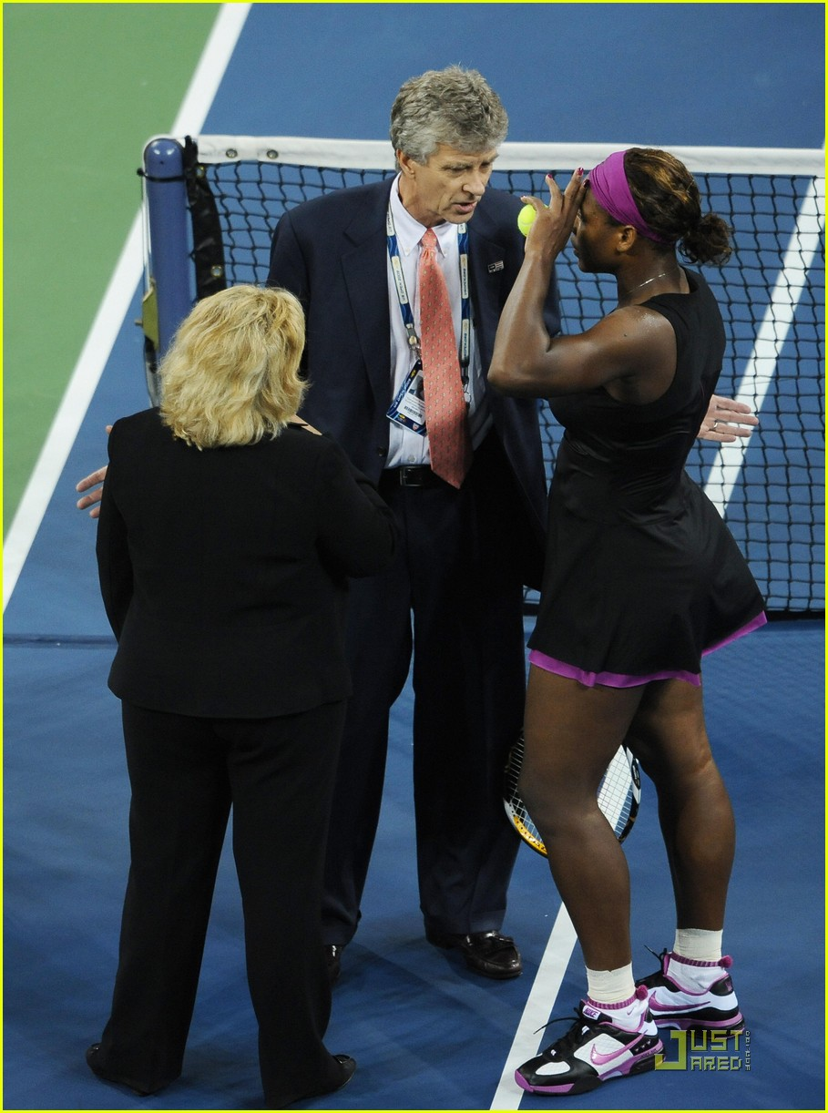 serena williams racket us open 132215092