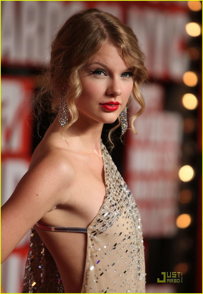 taylor swift 2009 mtv vmas 08