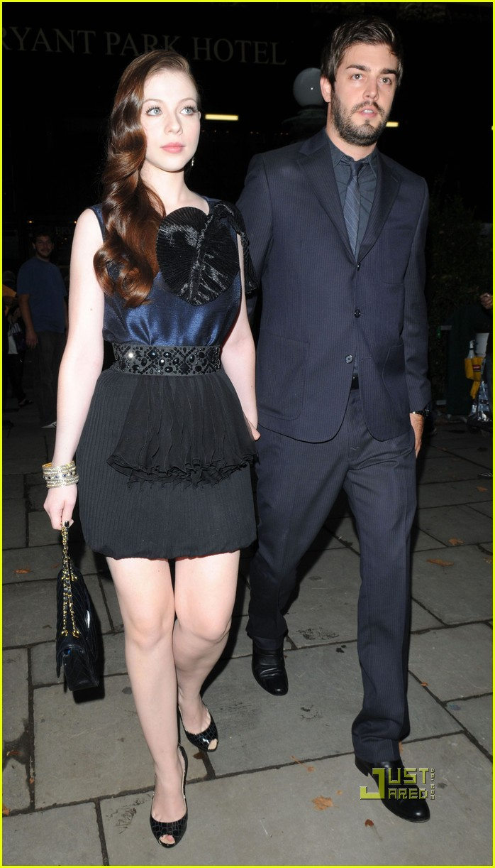 michelle trachtenberg engaged scott sanford 01