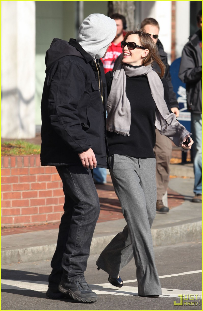 ben affleck jennifer garner the town kiss 202301091