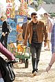 david boreanaz pumpkin picking 15