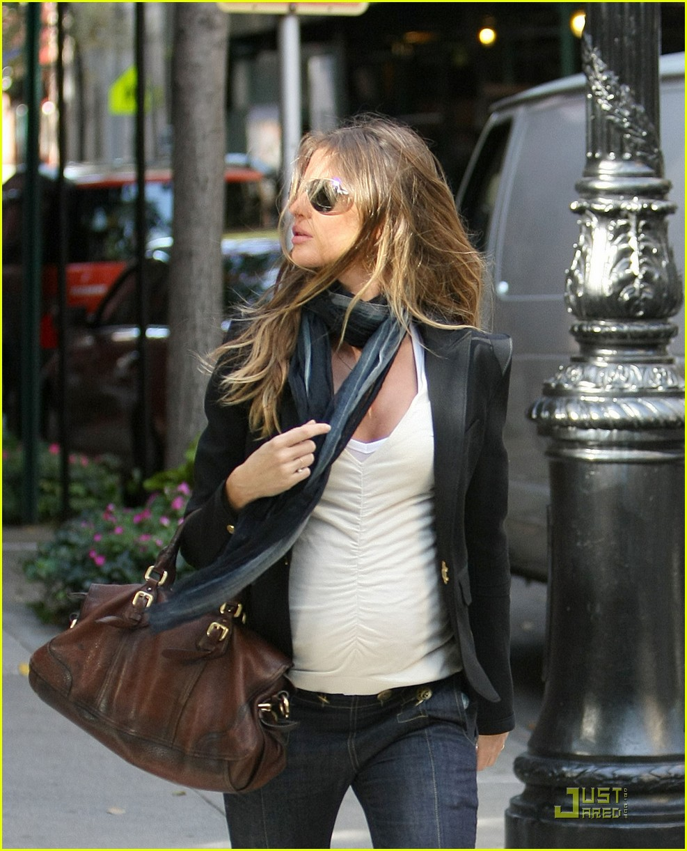 gisele bundchen bump beautiful 09