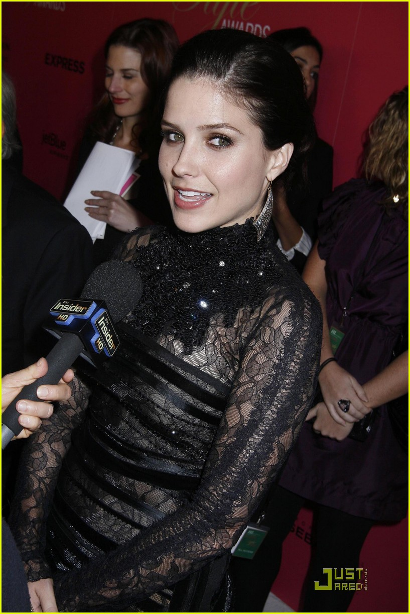 sophia bush 2009 annual hollywood style awards 042281132