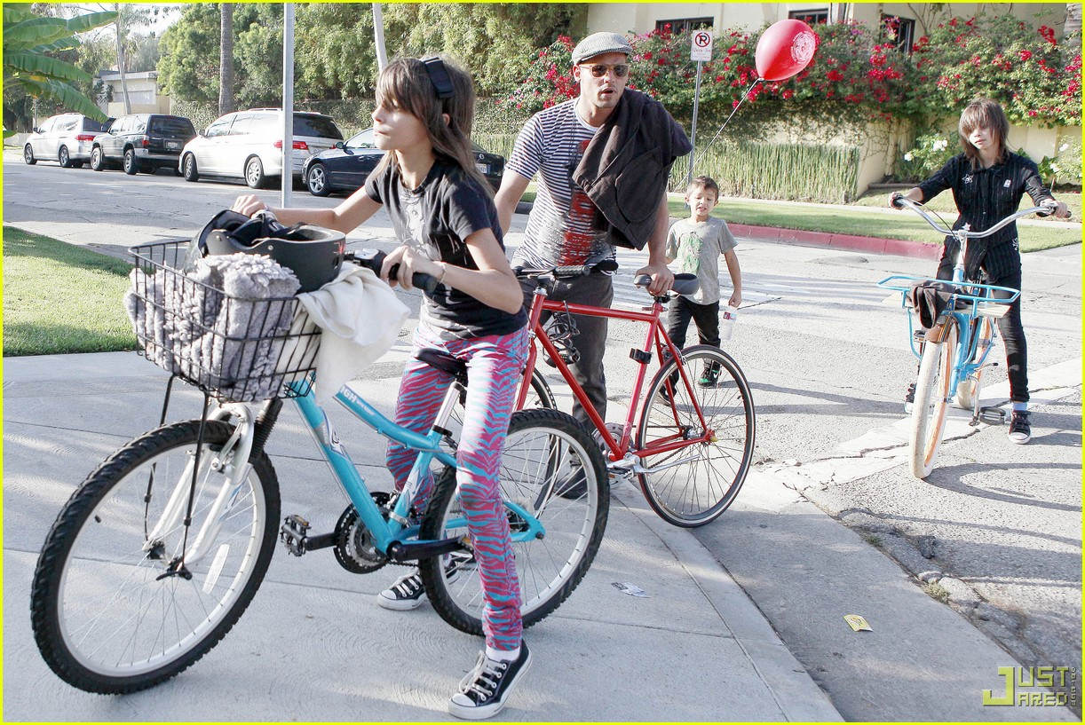 justin chambers kids bike ride 10