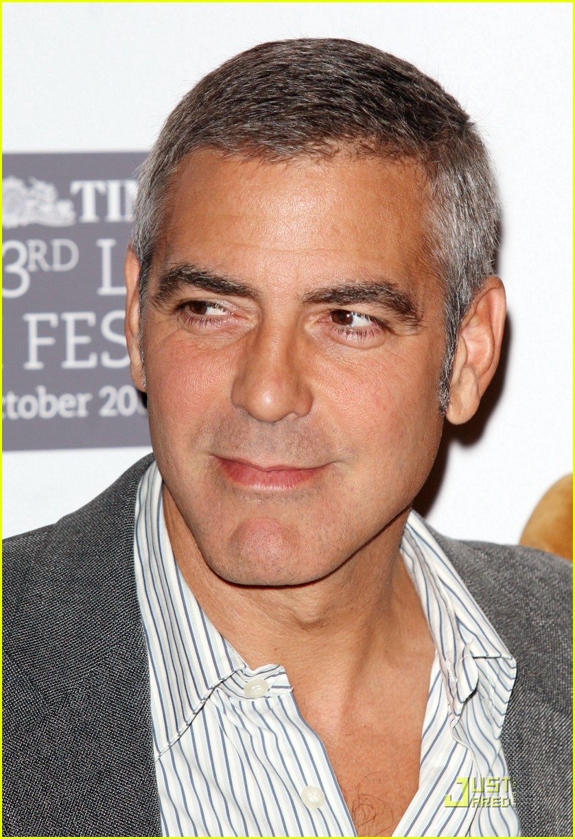 george clooney fantastic photos 182287302