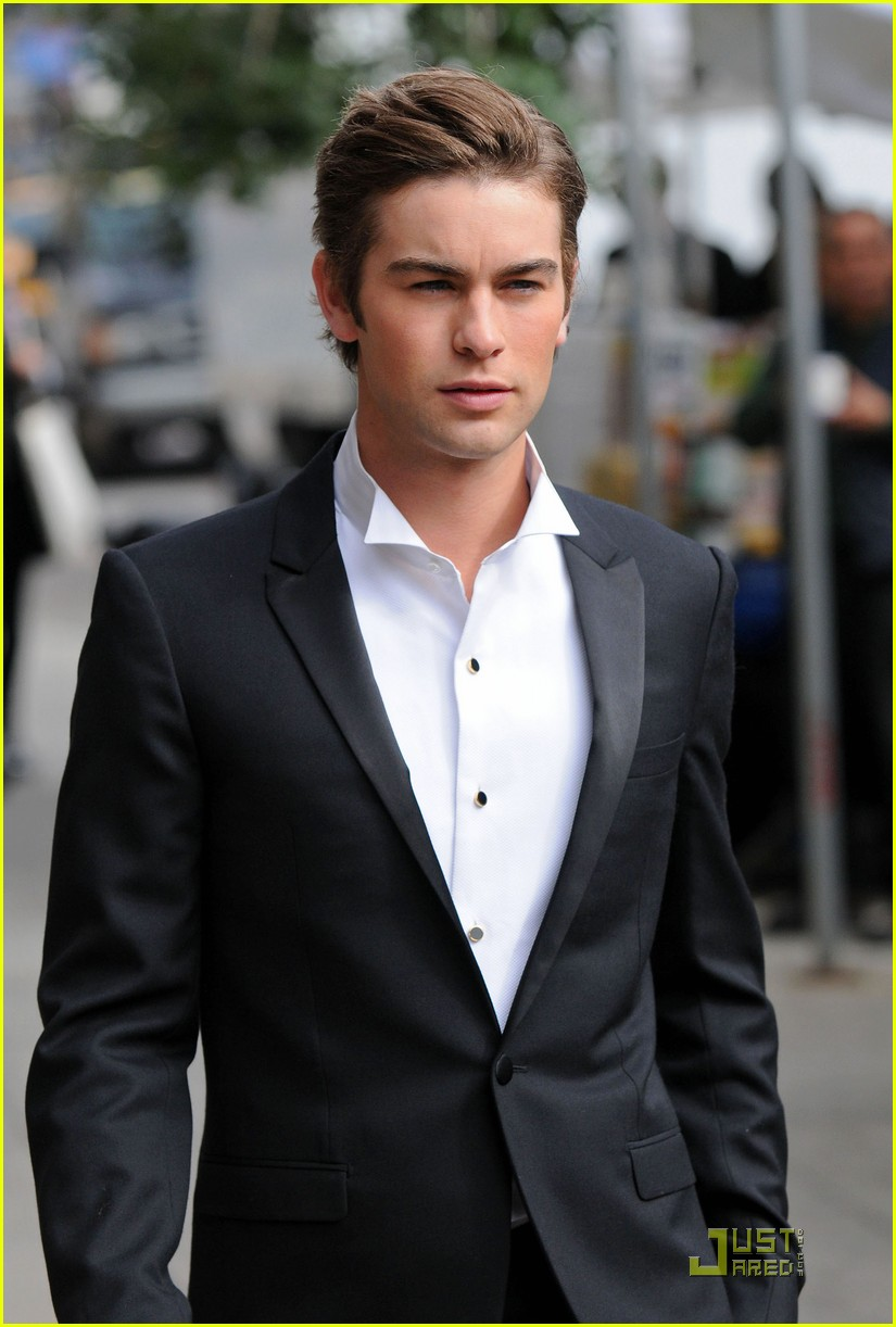 Full Sized Photo Of Chace Crawford Clean Cut 05 Photo
