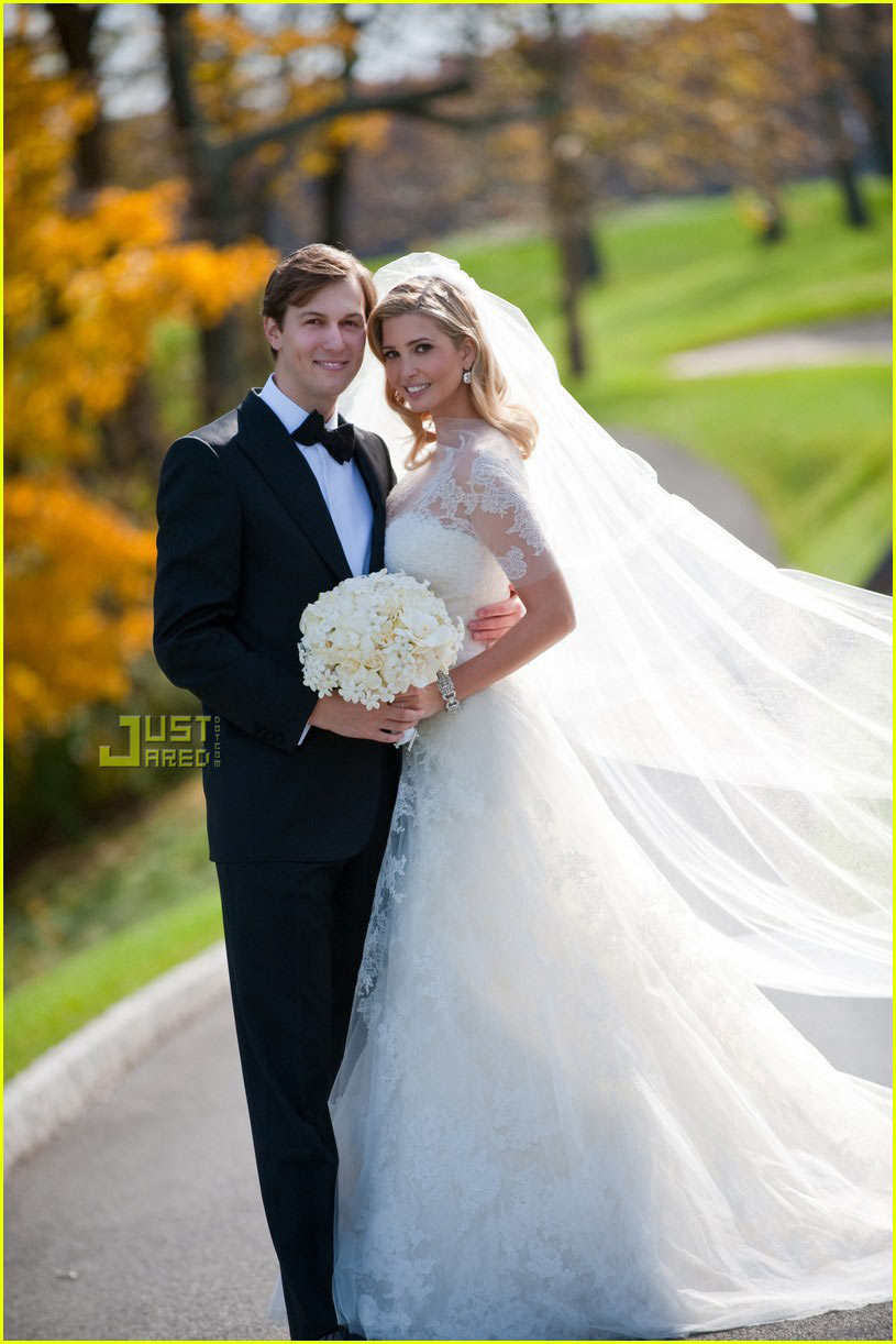 ivanka trump wedding pictures first look 03