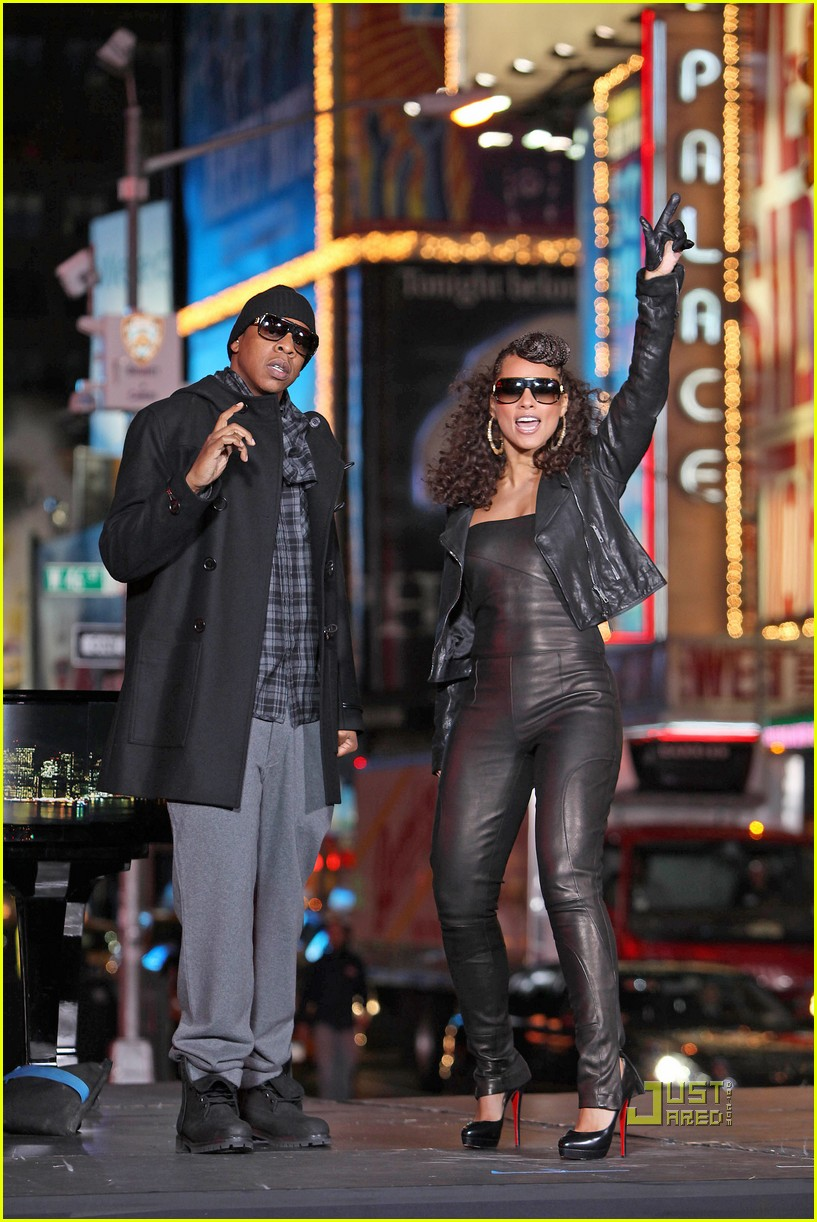 jay z alicia keys empire state of mind music video 02