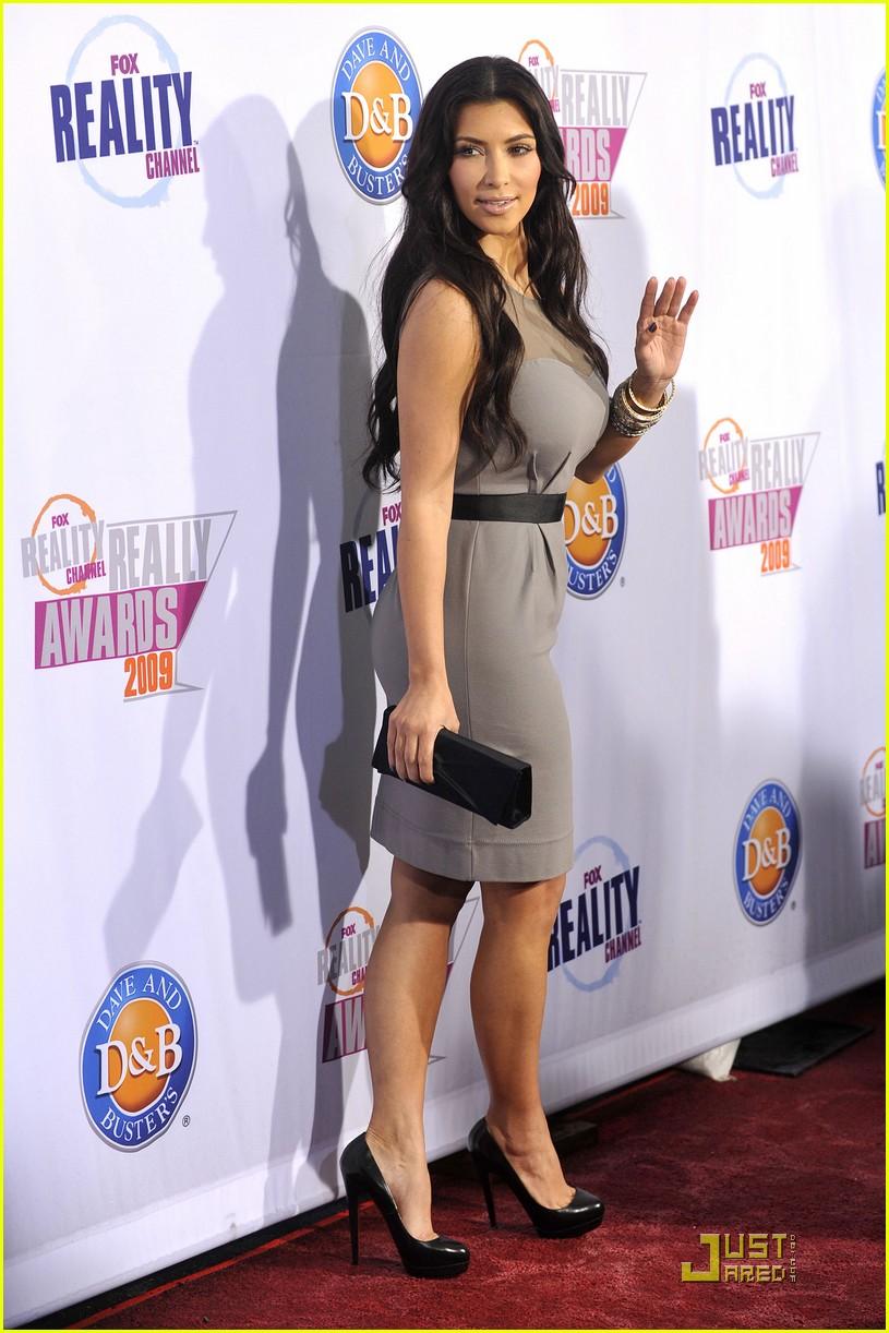 kim kardashian 2009 fox reality channel really awards 12