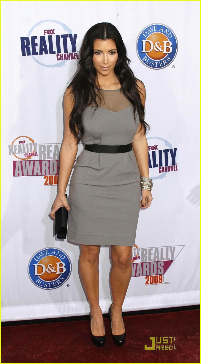 kim kardashian 2009 fox reality channel really awards 14