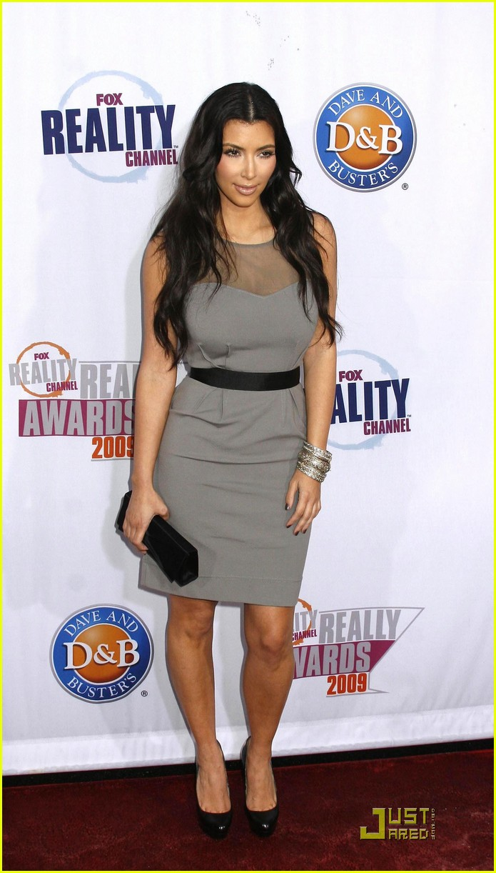 kim kardashian 2009 fox reality channel really awards 15