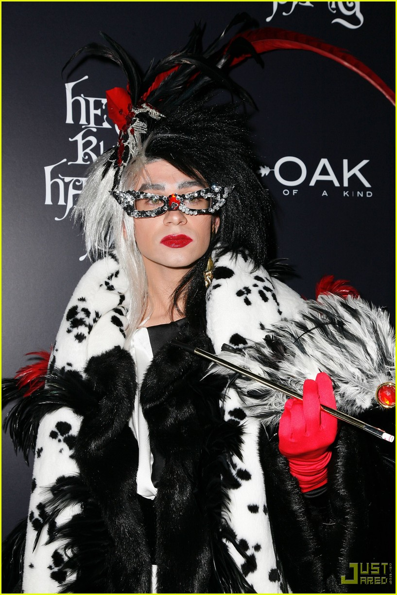 heidi klum halloween 2008 03
