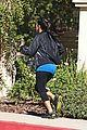 kourtney kardashian running dash calabasas 04