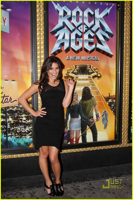 lea michele rock of ages 02