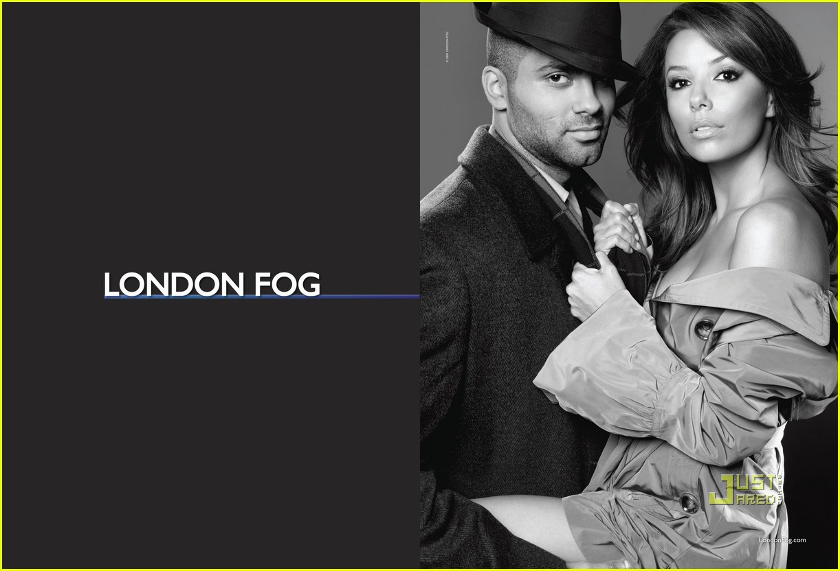 eva longoria london fog ads 07