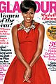 michelle obama glamour cover