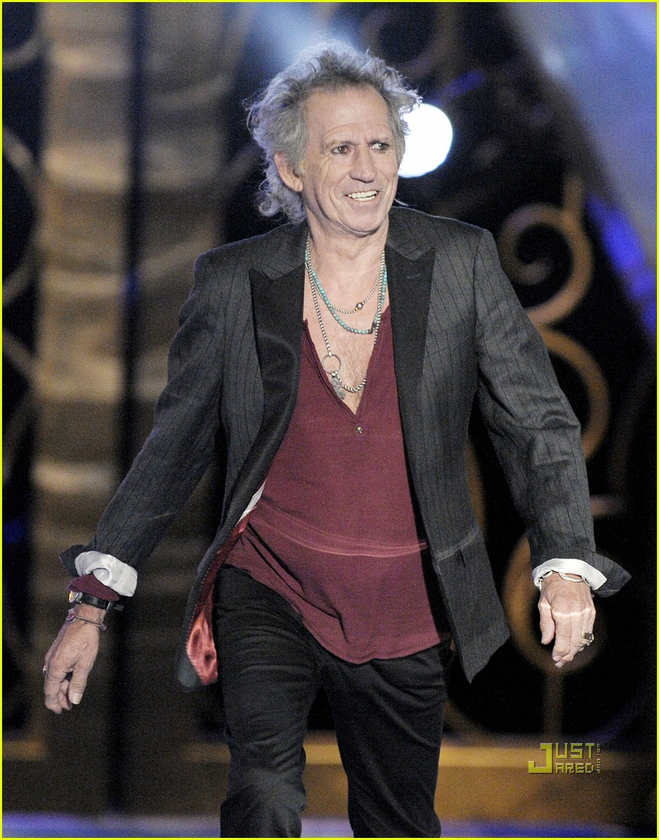 johnny depp keith richards rock immortal scream awards 04