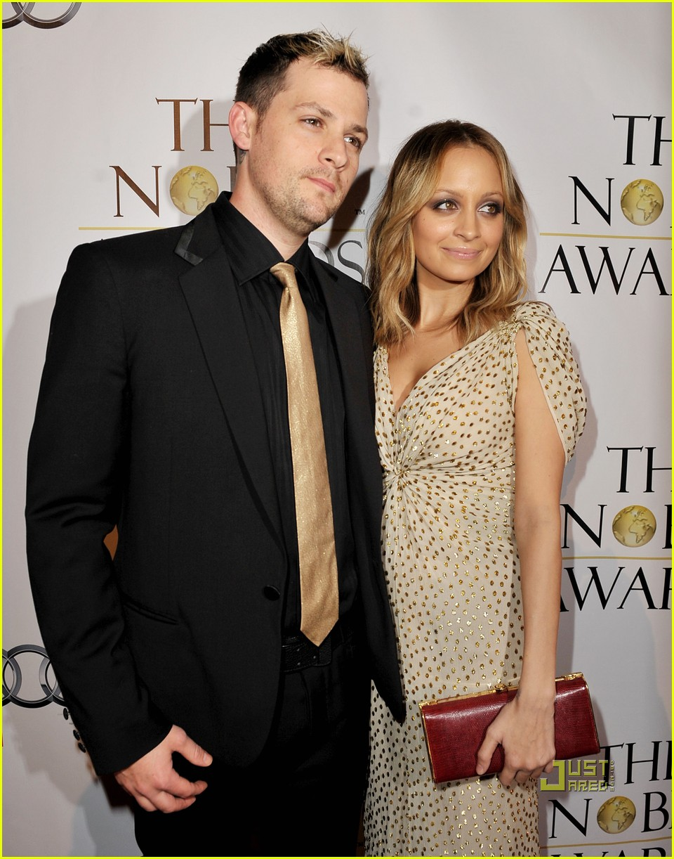 nicole richie noble humanitarian awards 12