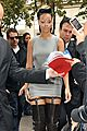 rihanna hussein chalayan paris fashion week 08