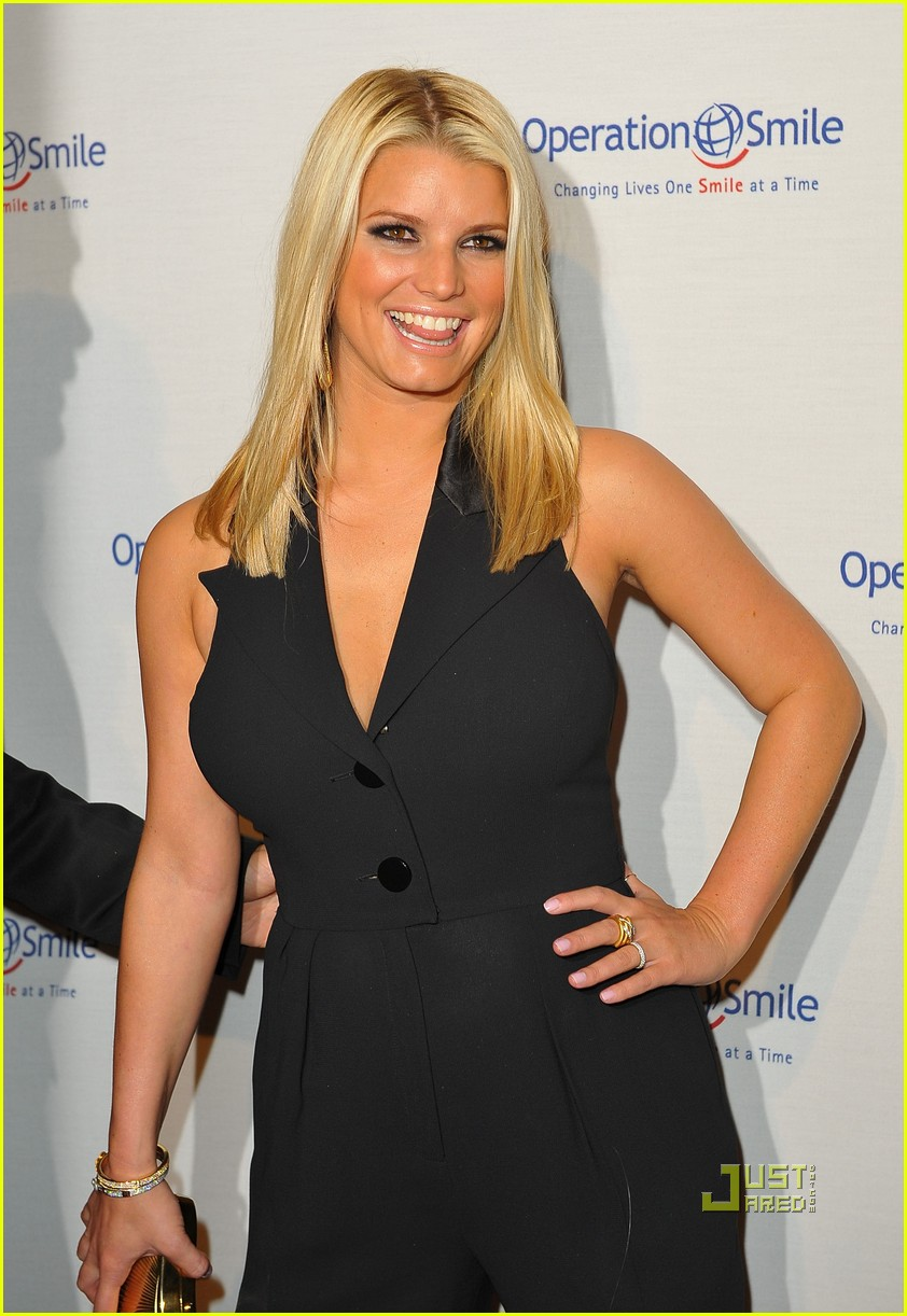 jessica simpson operation smile 02