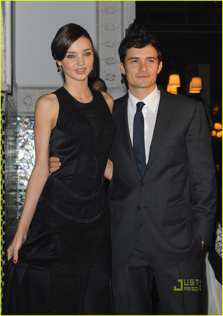 orlando bloom miranda kerr thanksgiving morocco 15