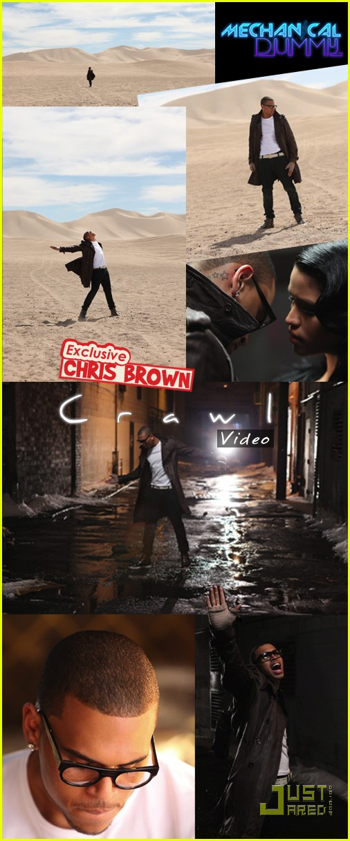 chris brown graffiti album cover 02