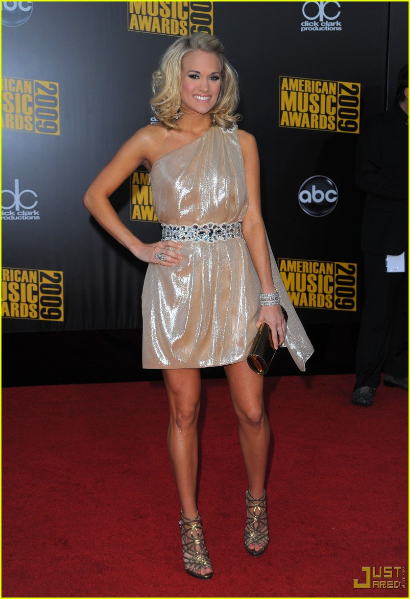 carrie underwood 2009 amas 01