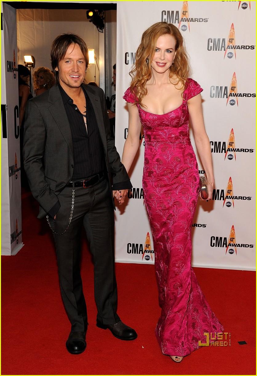 nicole kidman cma awards 2009 03