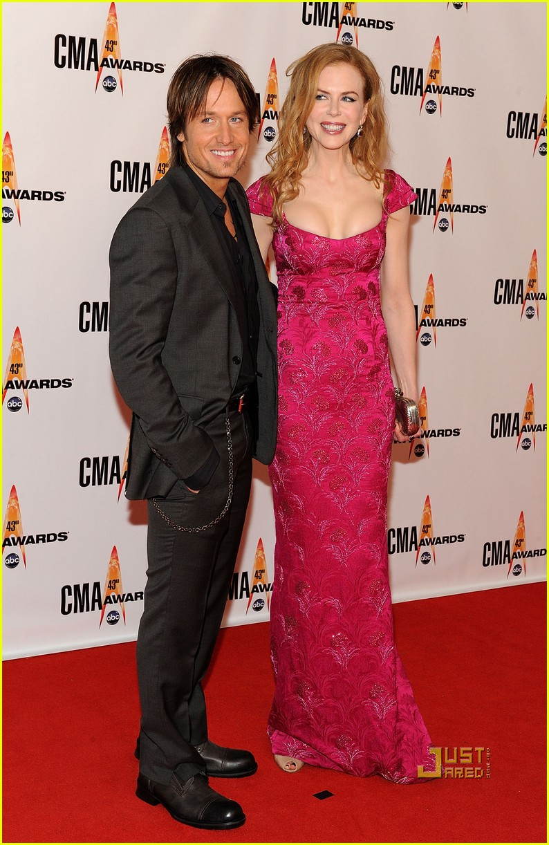 nicole kidman cma awards 2009 05