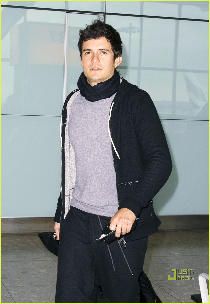 orlando bloom morocco london 022390011