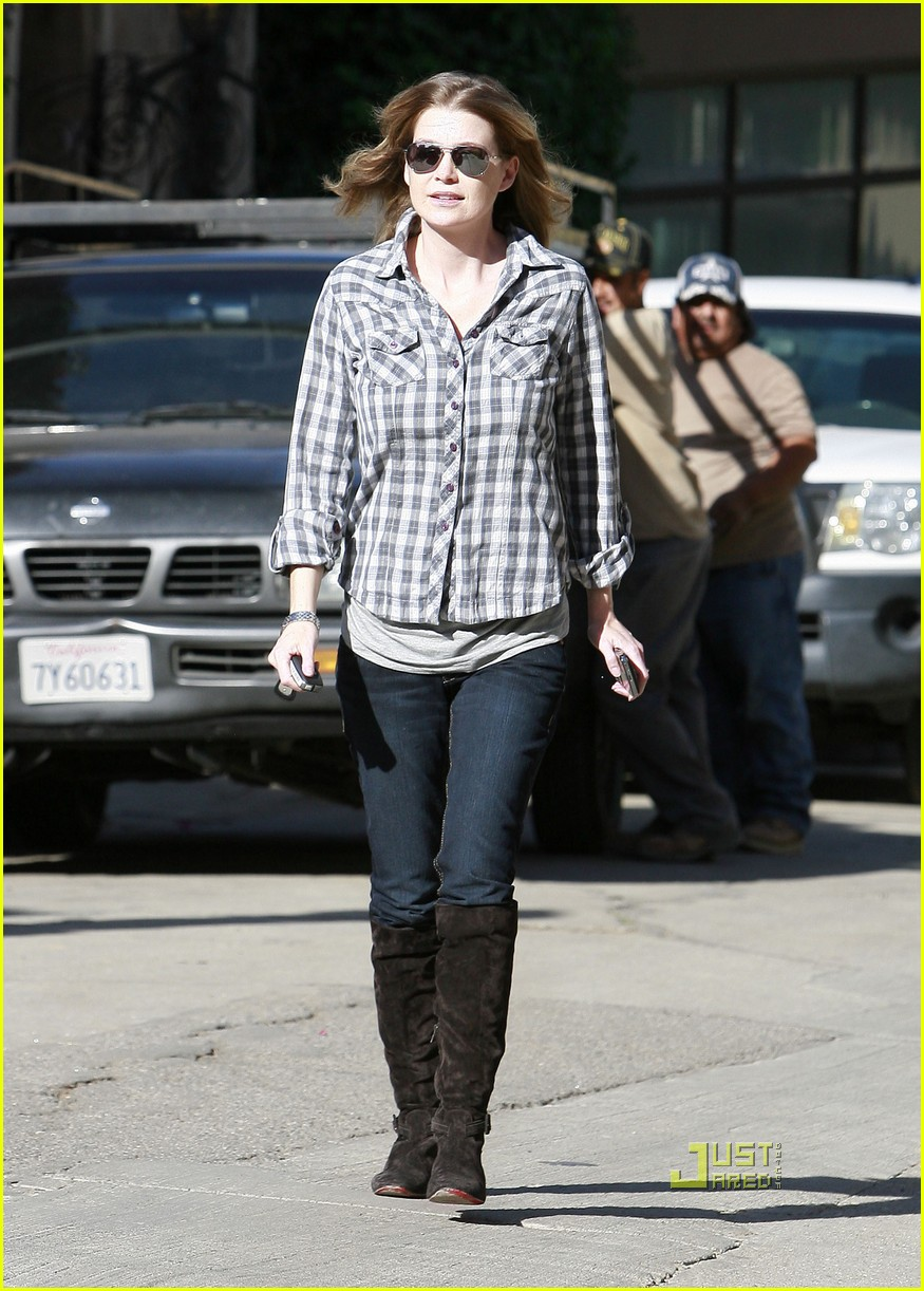 ellen pompeo greys anatomy webisode. 01