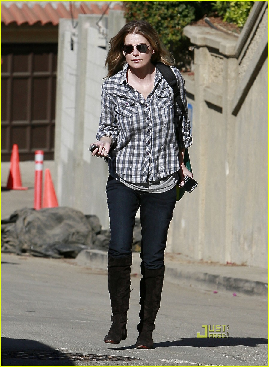 ellen pompeo greys anatomy webisode. 082381761