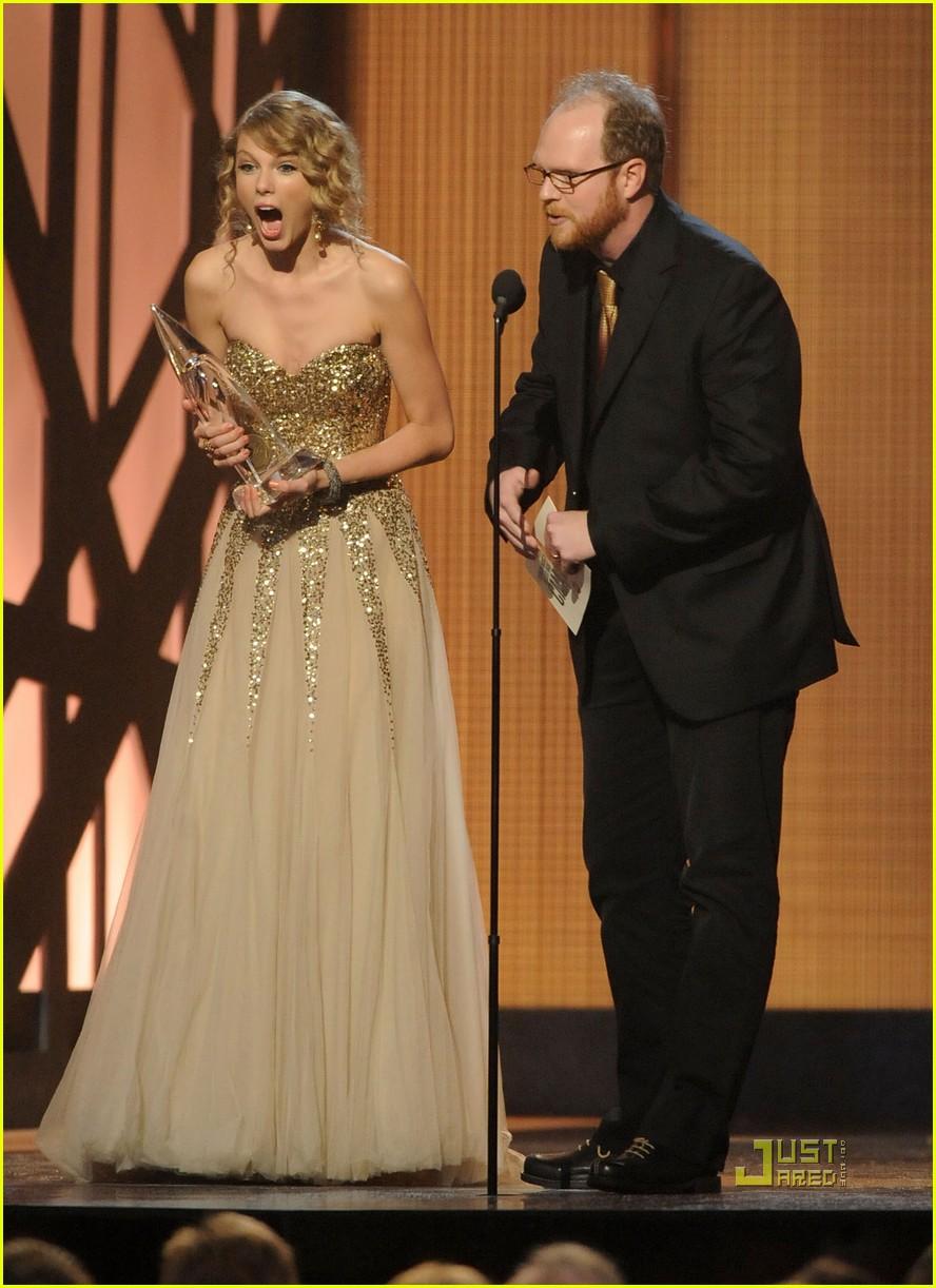 taylor swift cma awards 2009 01