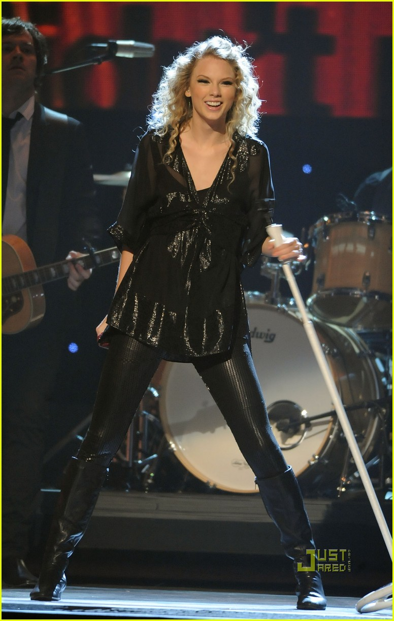 taylor swift cma awards 2009 02