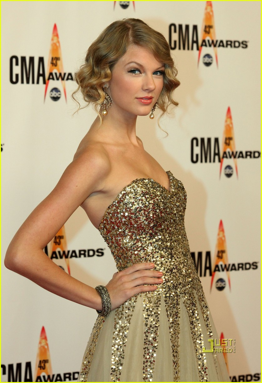 taylor swift cma awards 2009 03