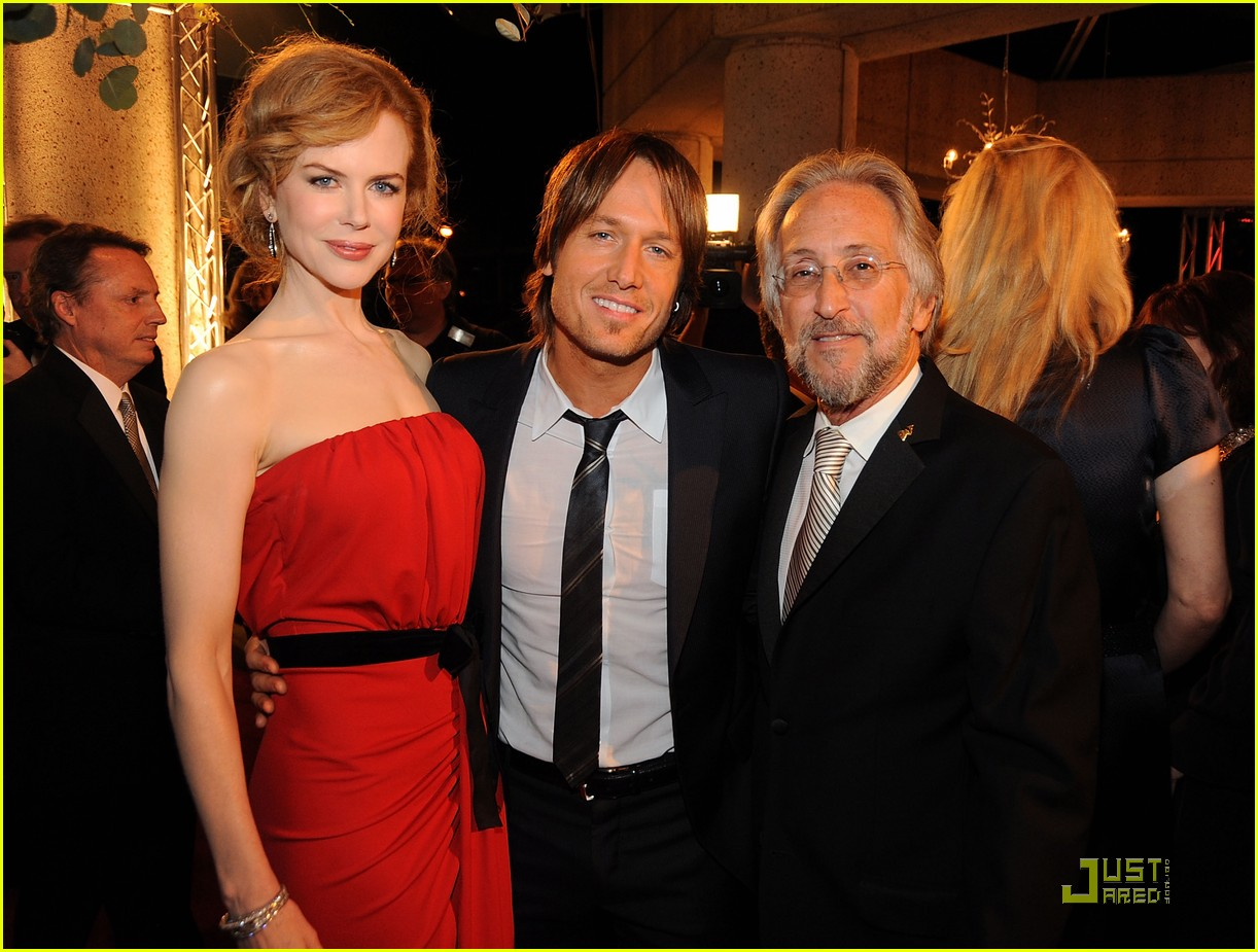 keith urban nicole kidman 2009 bmi country awards 032349261