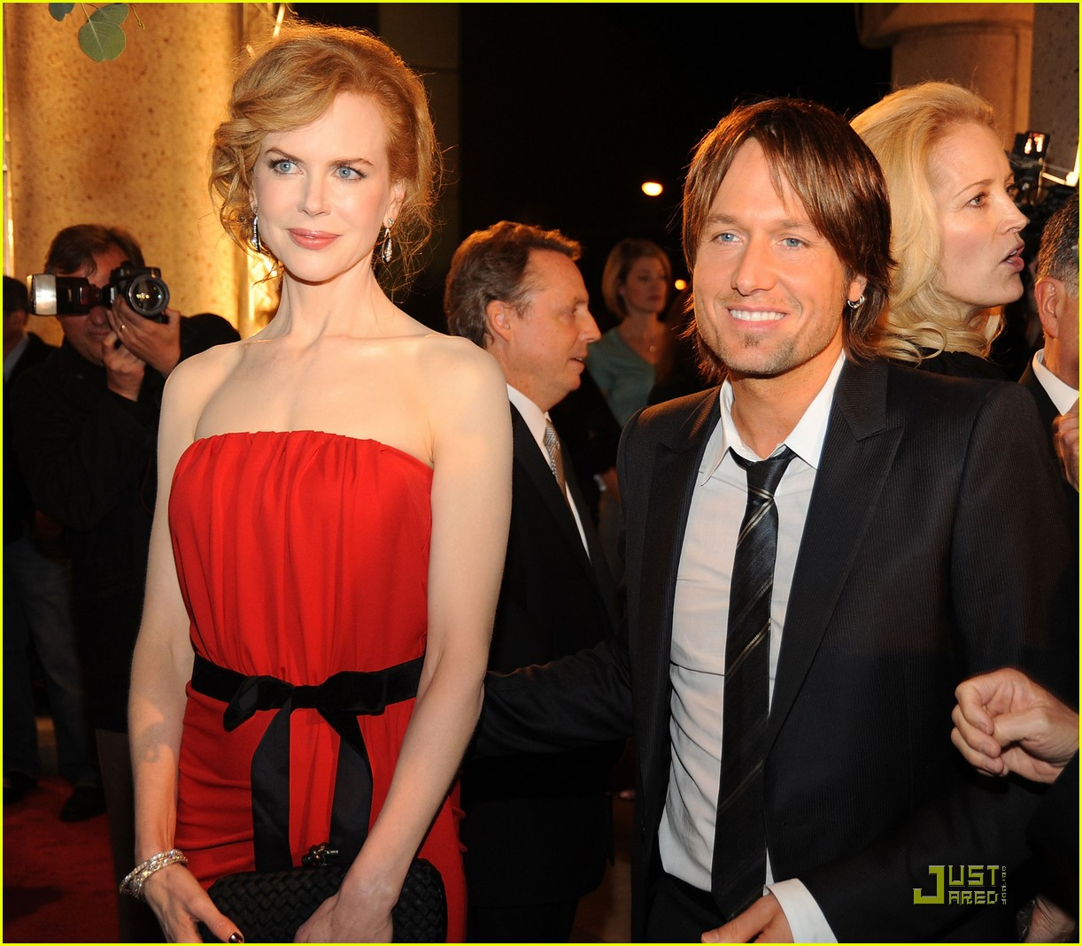 keith urban nicole kidman 2009 bmi country awards 062349291