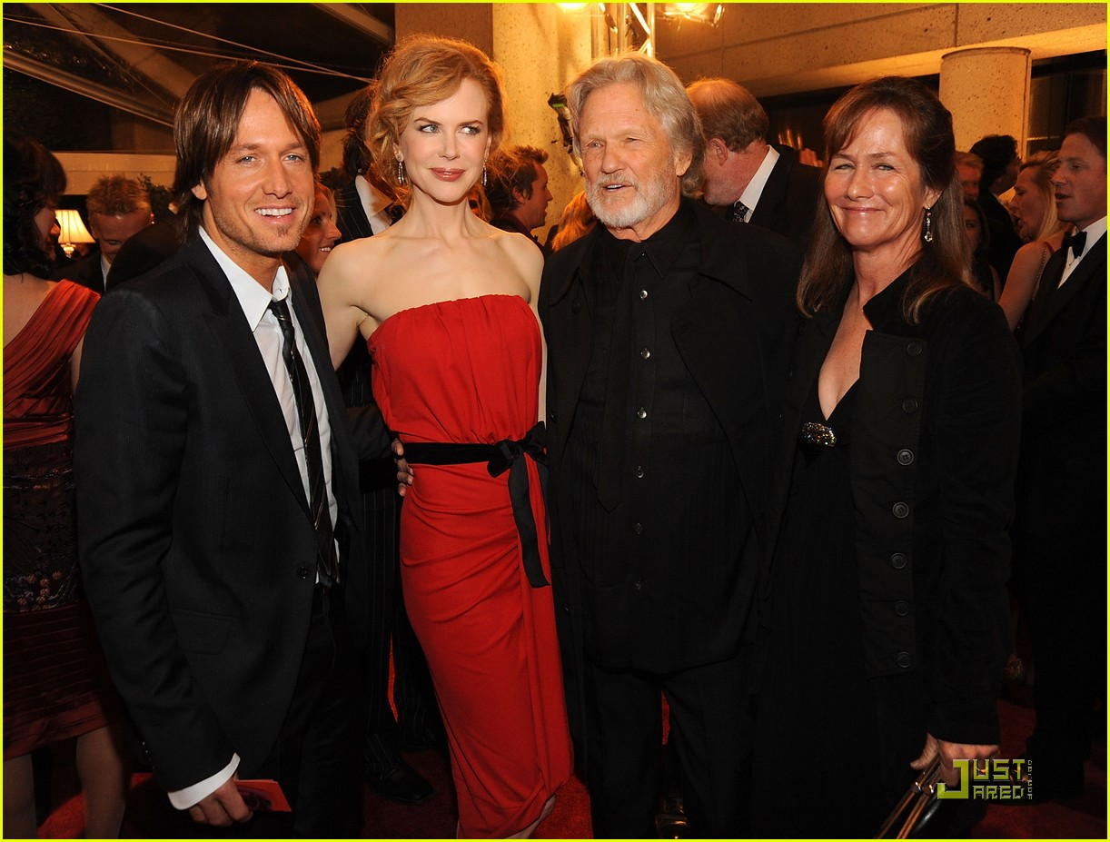 keith urban nicole kidman 2009 bmi country awards 11