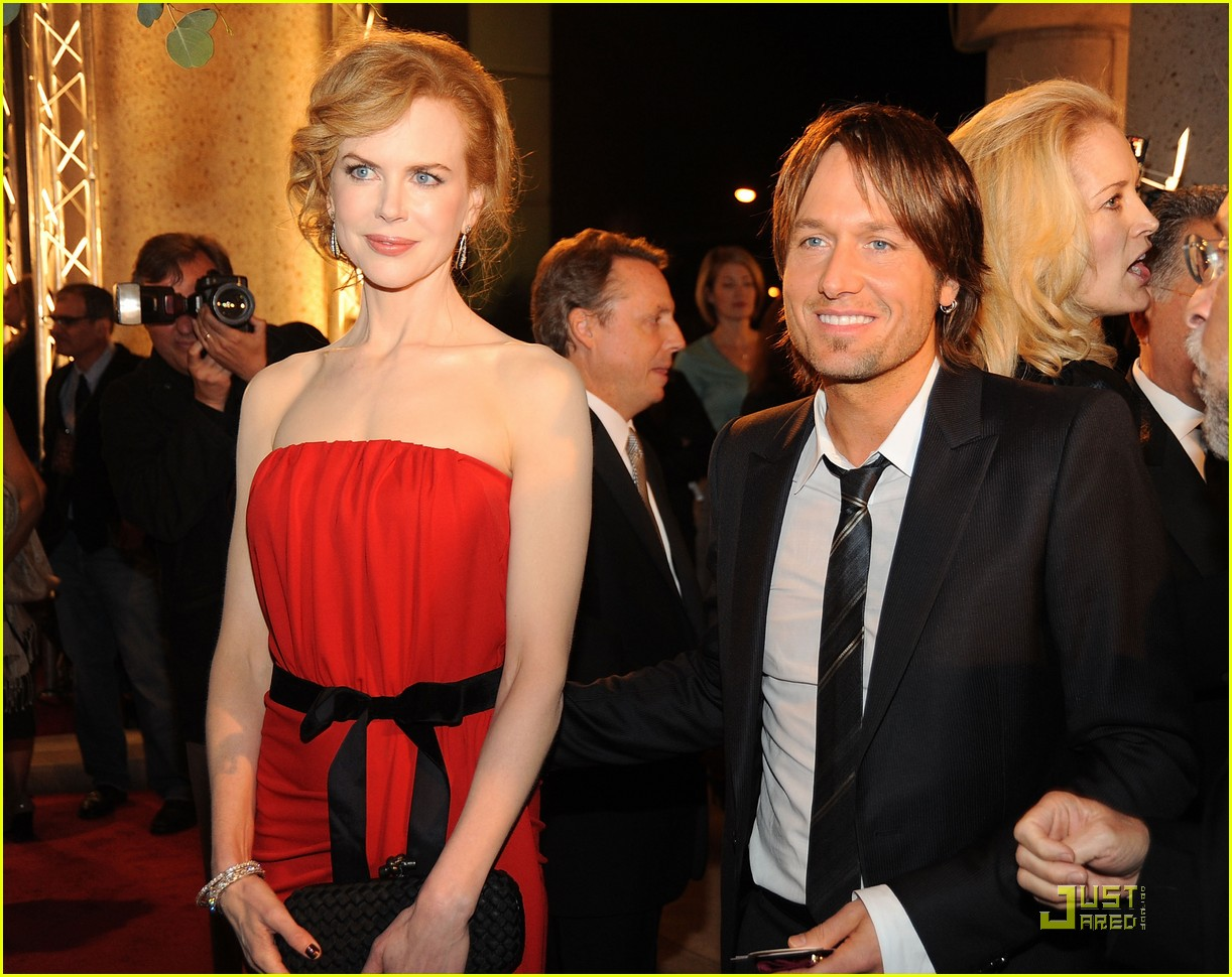 keith urban nicole kidman 2009 bmi country awards 162349391
